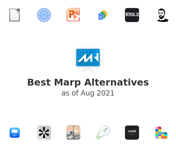 Best Marp Alternatives