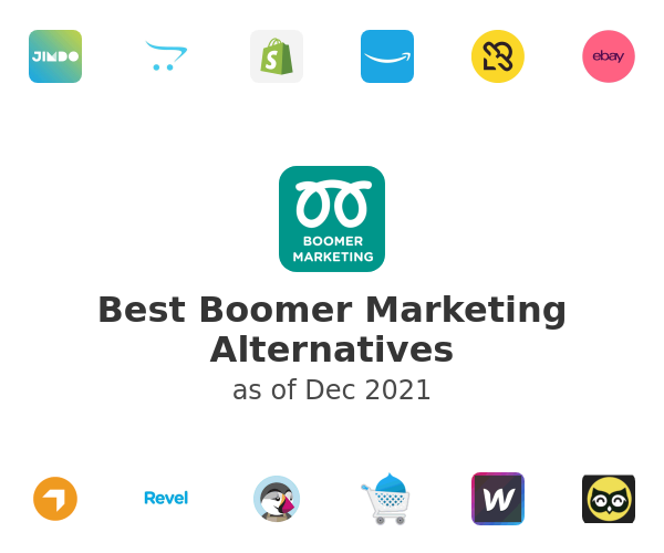 Best Boomer Marketing Alternatives