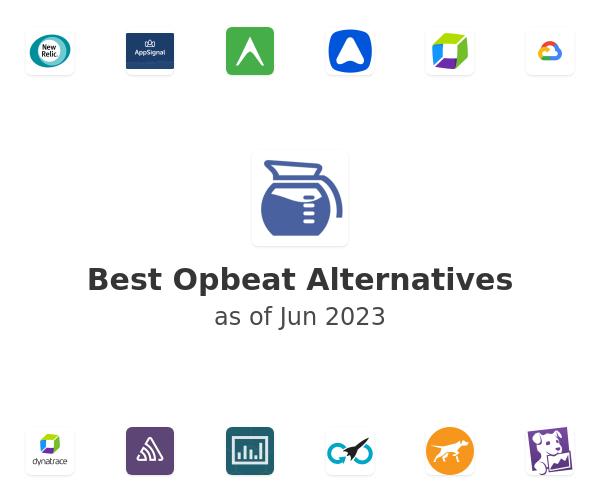 Best Opbeat Alternatives