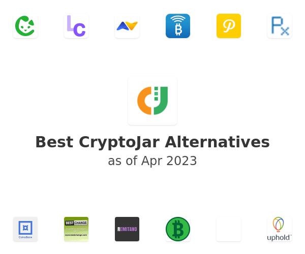 Best CryptoJar Alternatives
