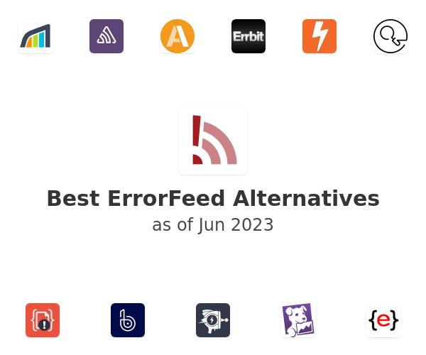 Best ErrorFeed Alternatives