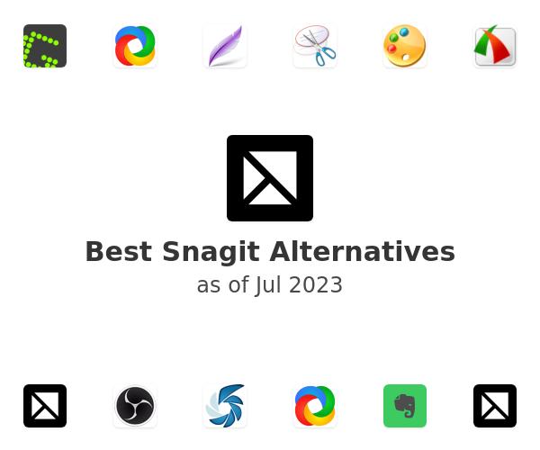 Best Snagit Alternatives