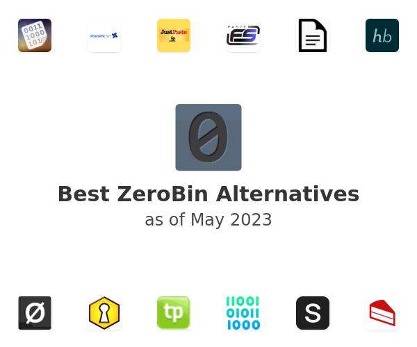 Best ZeroBin Alternatives