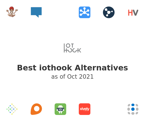 Best iothook Alternatives