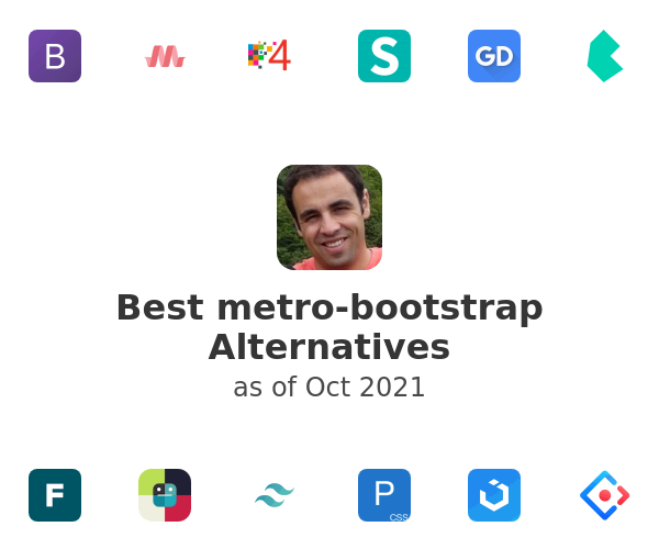Best metro-bootstrap Alternatives