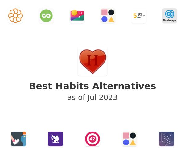 Best Habits Alternatives