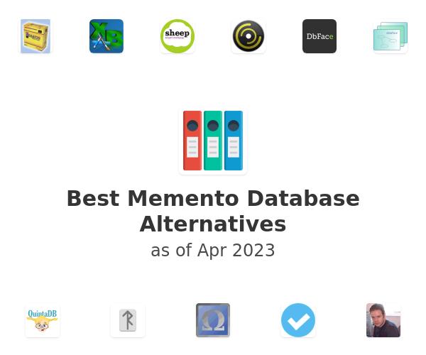 Best Memento Database Alternatives