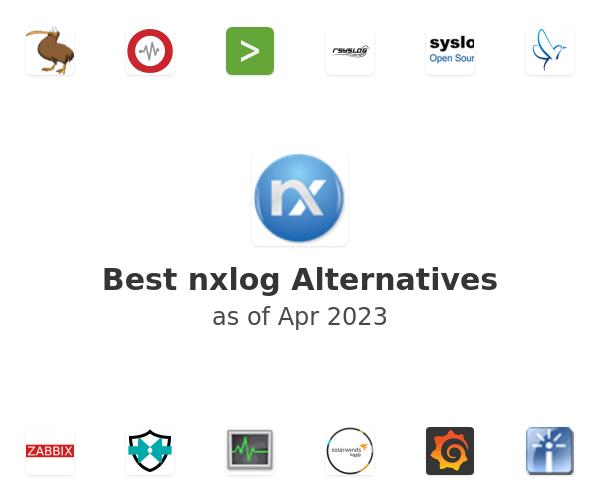 Best nxlog Alternatives