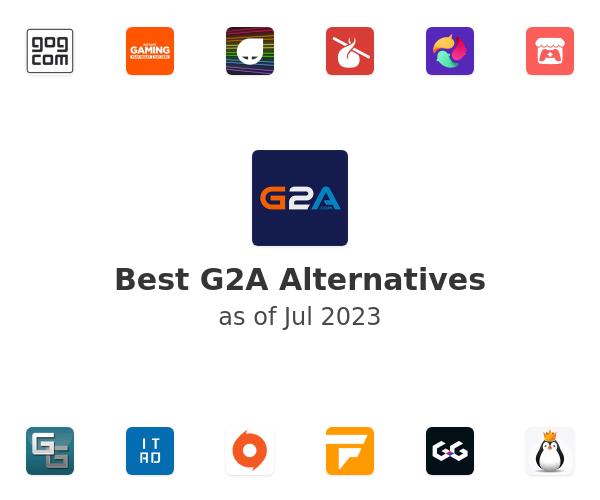 Best G2A Alternatives