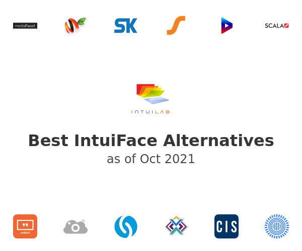 Best IntuiFace Alternatives