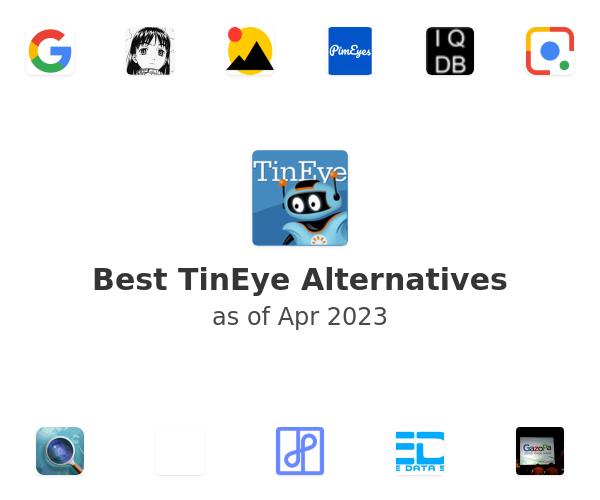 Best TinEye Alternatives