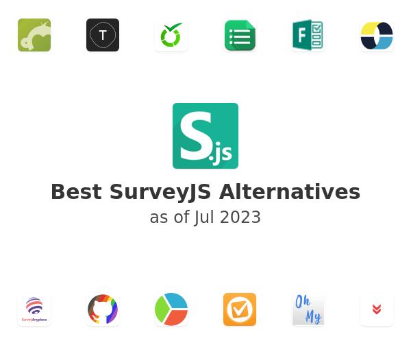 Best SurveyJS Alternatives