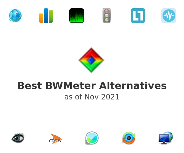 Best BWMeter Alternatives