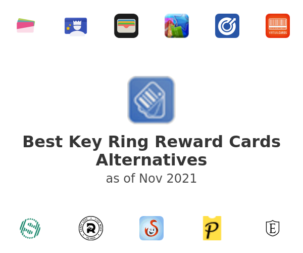 Best Key Ring Reward Cards Alternatives