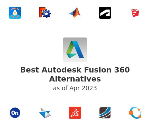 Best Autodesk Fusion 360 Alternatives