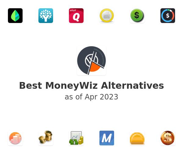 Best MoneyWiz Alternatives