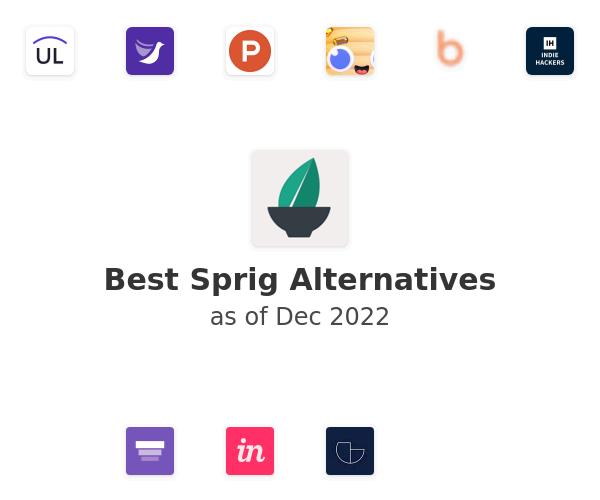 Best Sprig Alternatives