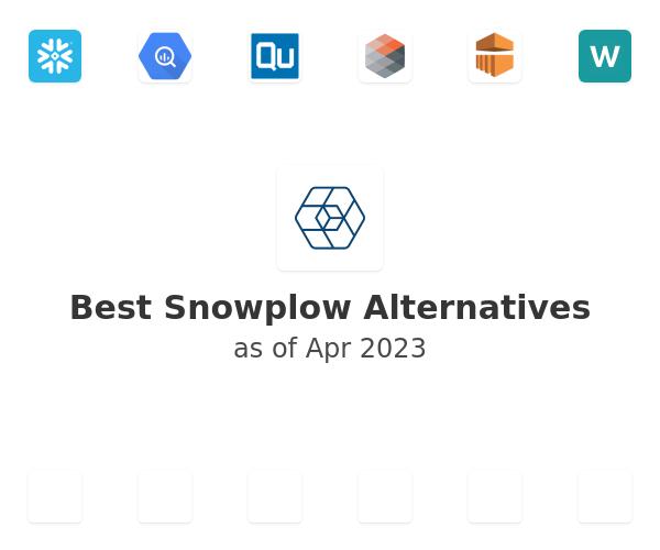 Best Snowplow Alternatives