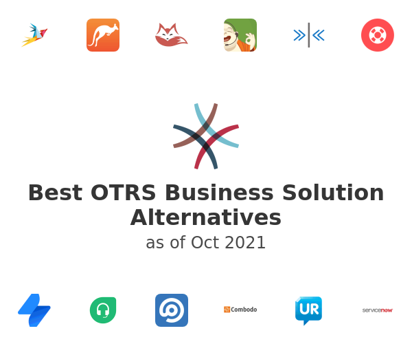 Best OTRS Business Solution Alternatives