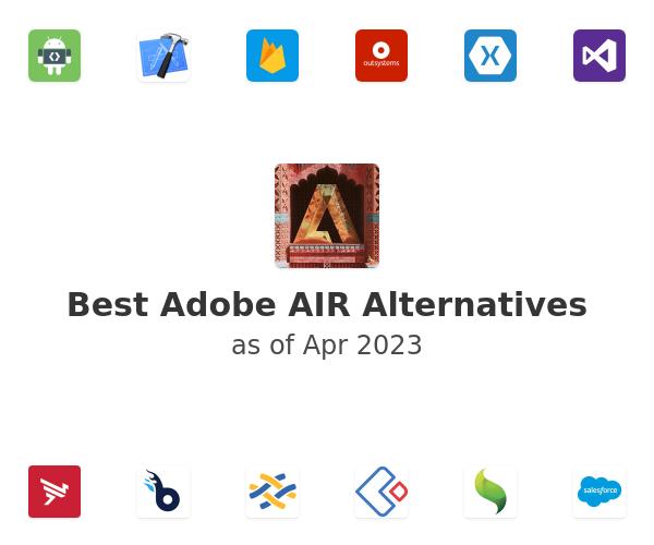 Best Adobe AIR Alternatives