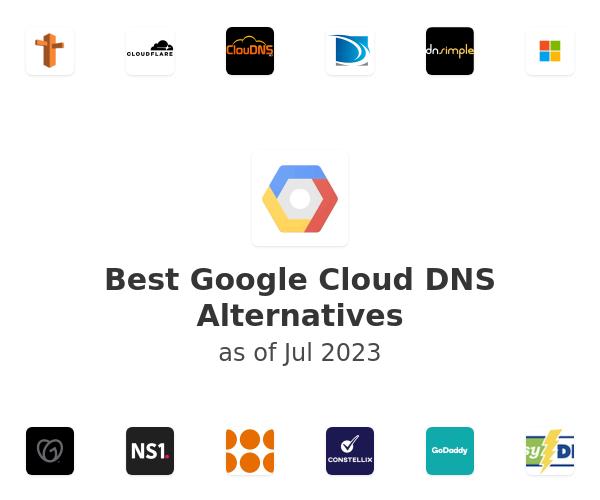 Best Google Cloud DNS Alternatives