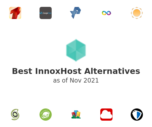 Best InnoxHost Alternatives