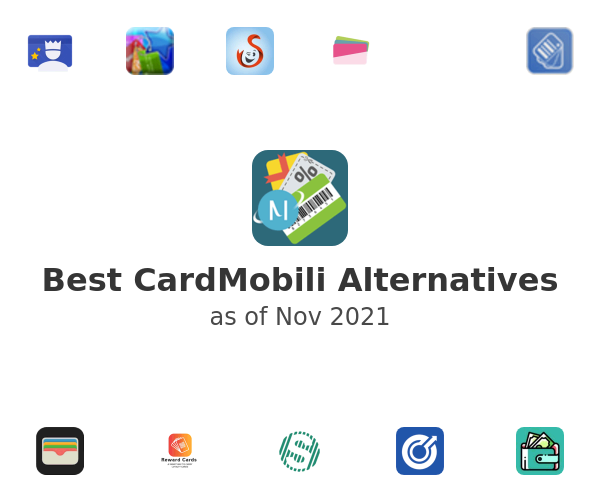 Best CardMobili Alternatives