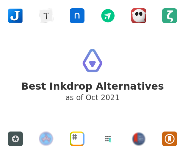 Best Inkdrop Alternatives