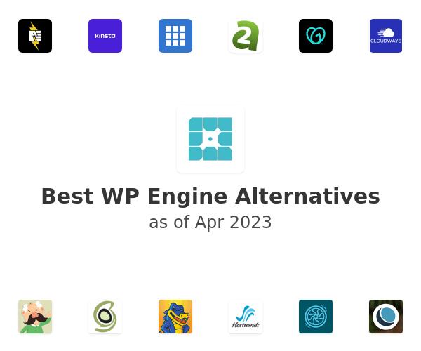 Best WP Engine Alternatives