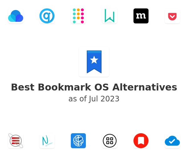 Best Bookmark OS Alternatives