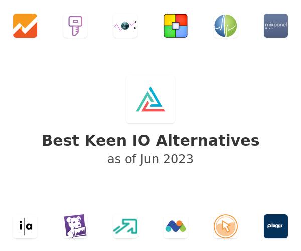 Best Keen IO Alternatives