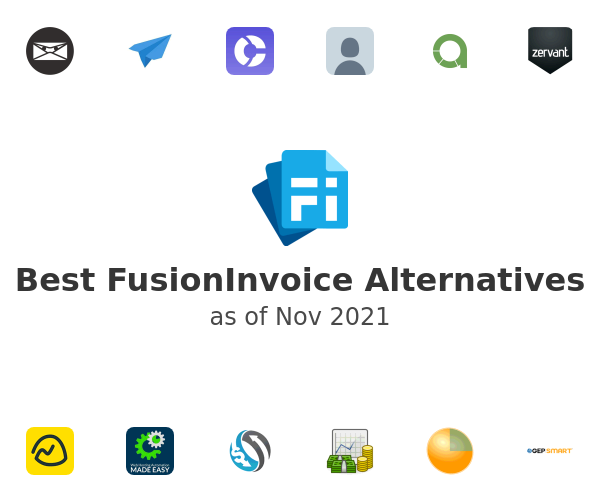 Best FusionInvoice Alternatives