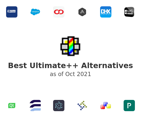 Best Ultimate++ Alternatives