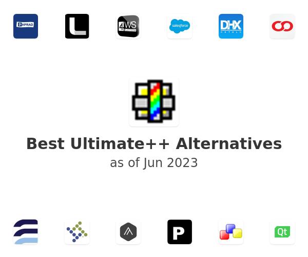 Best Ultimate++ Alternatives