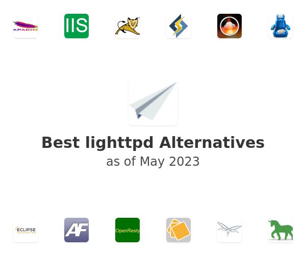Best lighttpd Alternatives