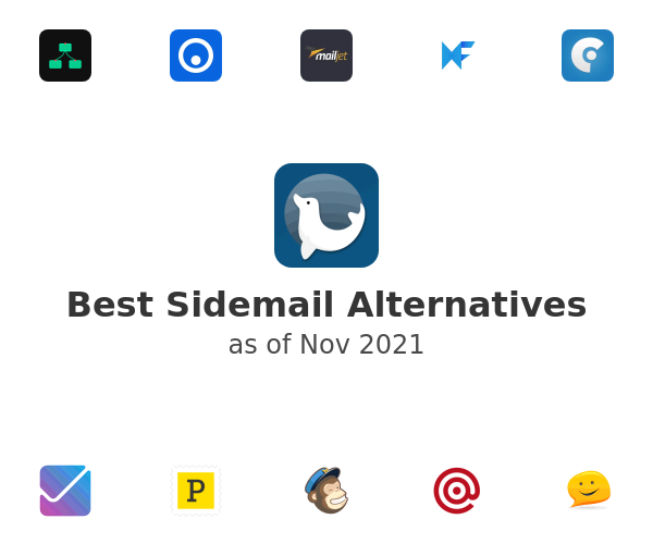 Best Sidemail Alternatives