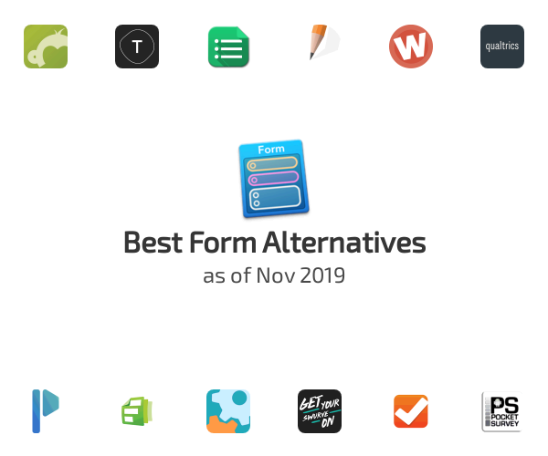 Best Form Alternatives
