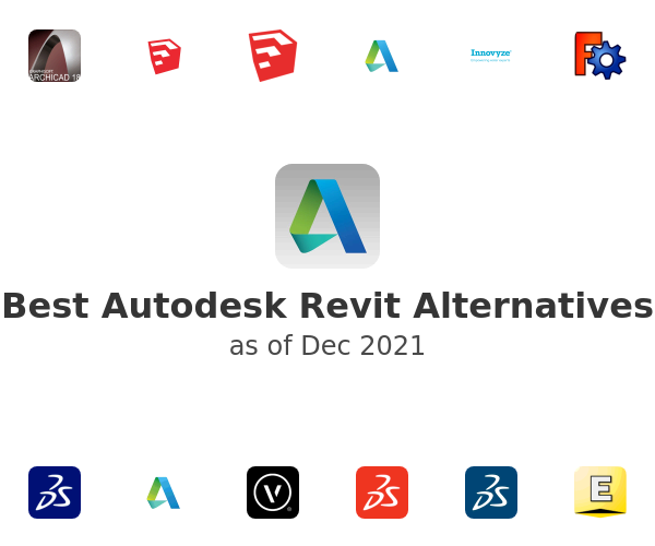 Best Autodesk Revit Alternatives