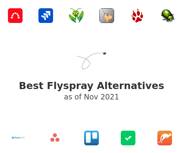 Best Flyspray Alternatives