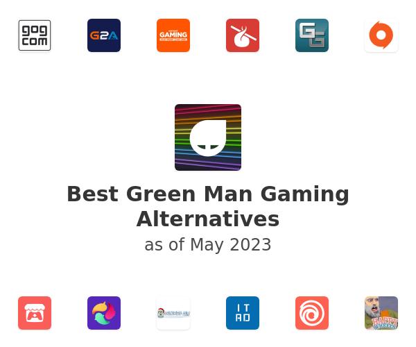 Best Green Man Gaming Alternatives