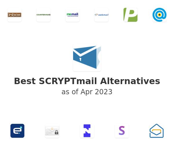 Best SCRYPTmail Alternatives