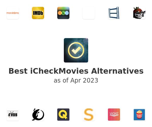 Best iCheckMovies Alternatives