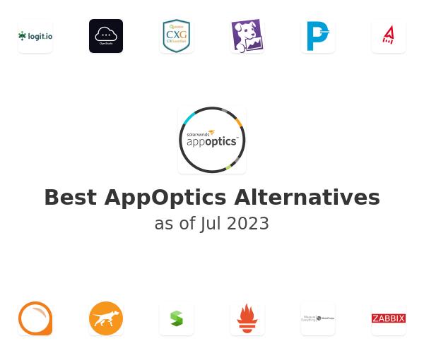 Best AppOptics Alternatives