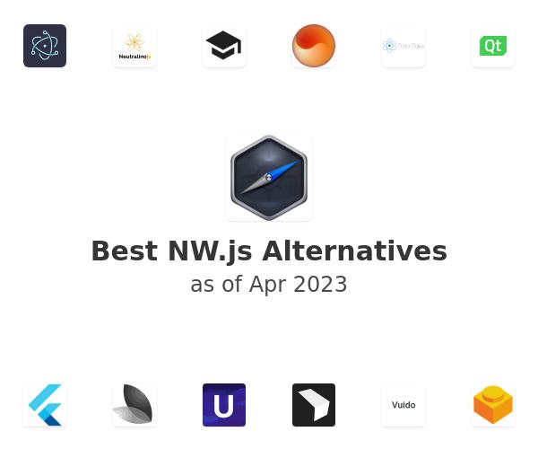 Best NW.js Alternatives