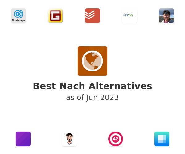Best Nach Alternatives
