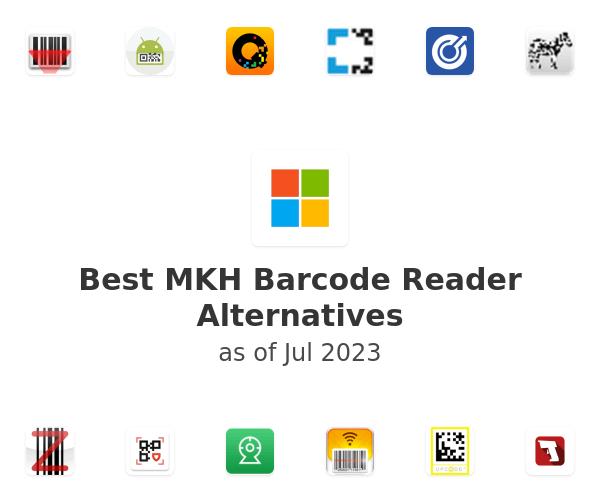 Best MKH Barcode Reader Alternatives
