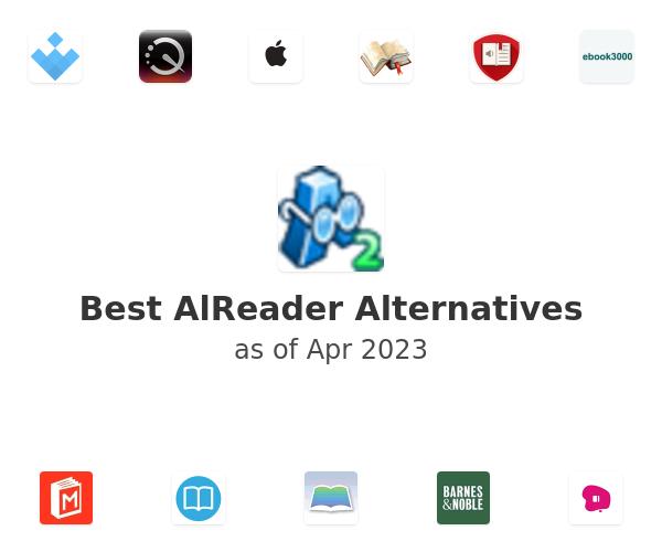 Best AlReader Alternatives