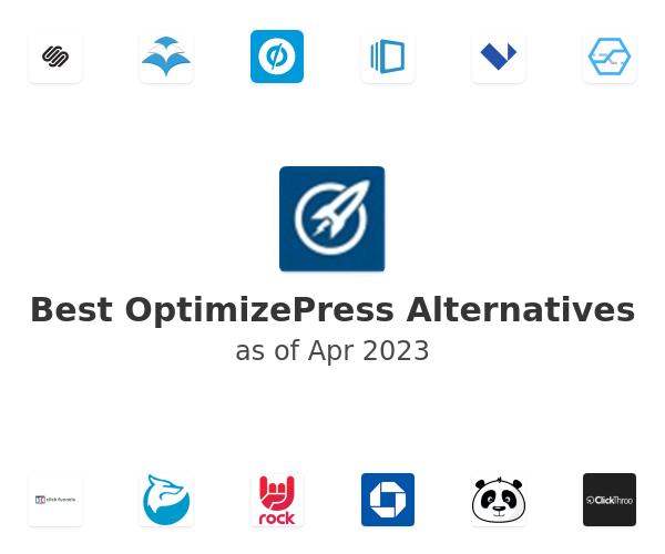 Best OptimizePress Alternatives