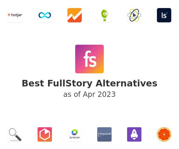 Best FullStory Alternatives