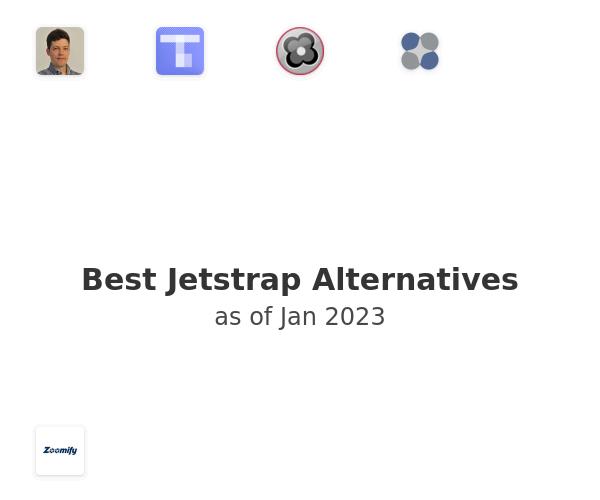 Best Jetstrap Alternatives